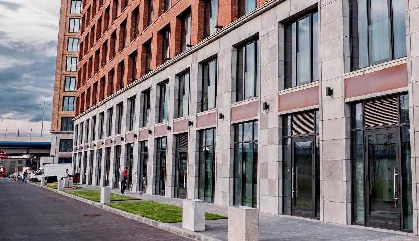 Навесные фасады из фибробетона купить бетон в одинцово